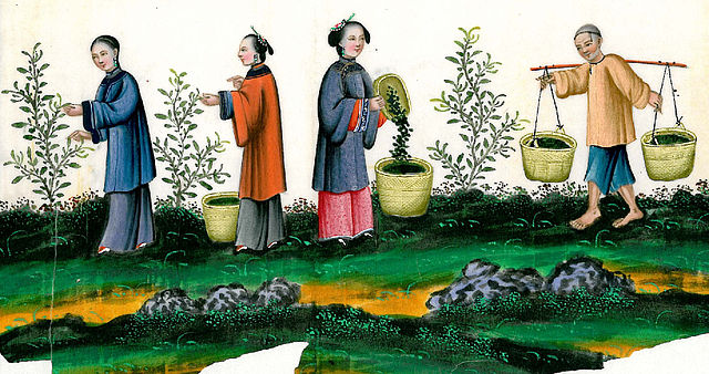 Ancient China Daily Life