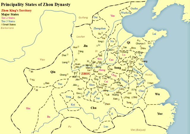 Ancient Chinese States