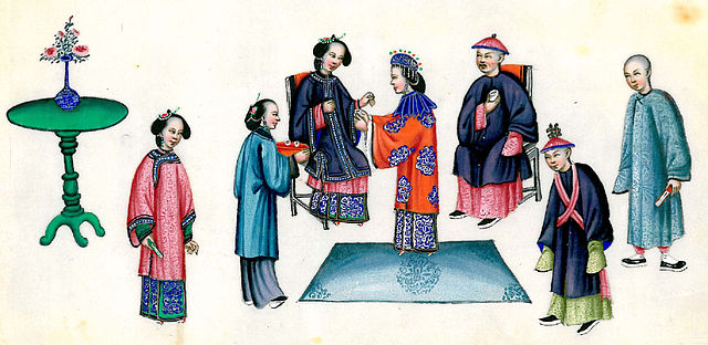 Family in Ancient China