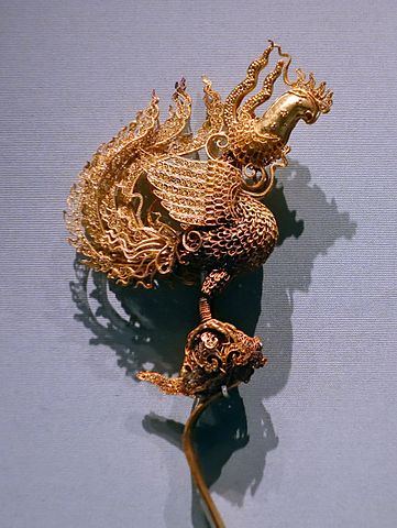 Hairpin from Ming Dynasty