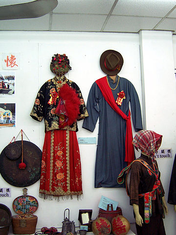 Old Chinese Garb