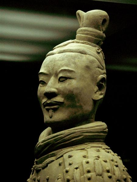 Terracotta Army Officer