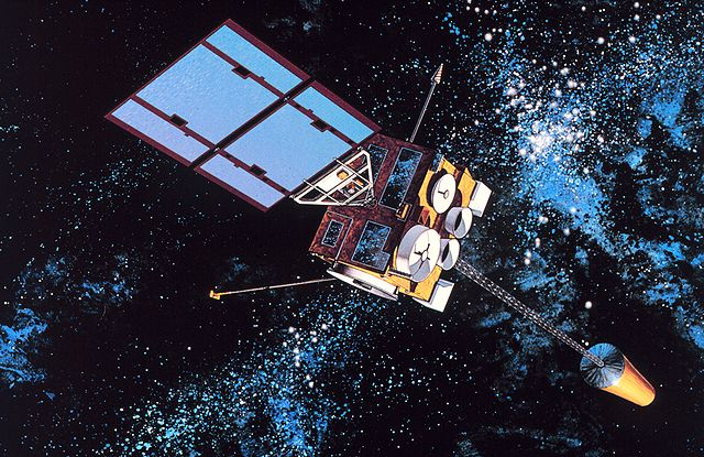 weather satellite of the meteorological-satellite service