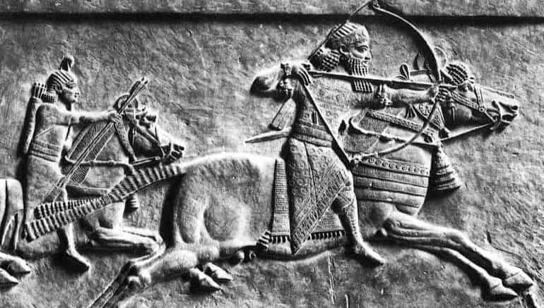 Ancient Assyrians