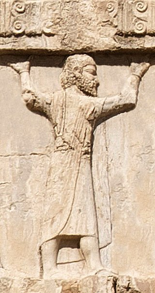 Babylonian soldier of the Achaemenid army
