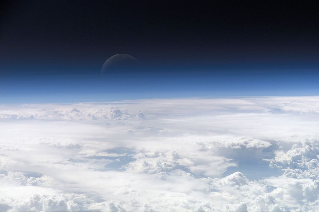 Earth's atmospheric