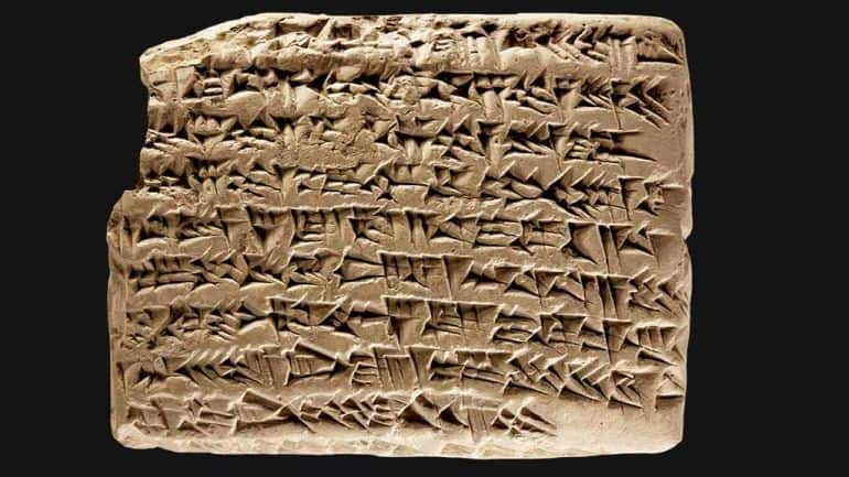 ancient mesopotamian inventions facts